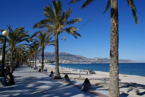 La Playa de albir