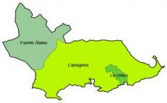 Campo de Cartagena municipalities